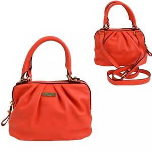 Kate Spade Kinsey Five Point Crossbody Flame Red